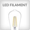 LED žiarovky FILAMENT