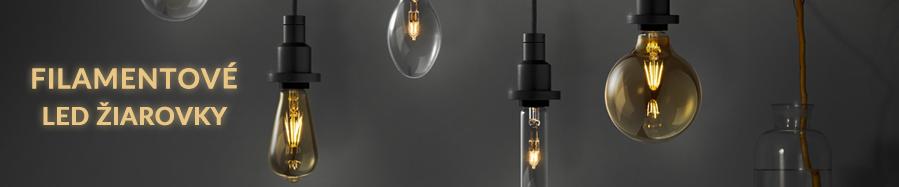 FILAMENT LED žiarovky