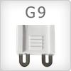 LED žiarovky G9