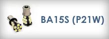 Led autožiarovky BA15S (P21W)