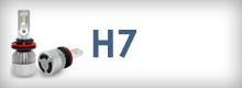 Led žiarovky H7